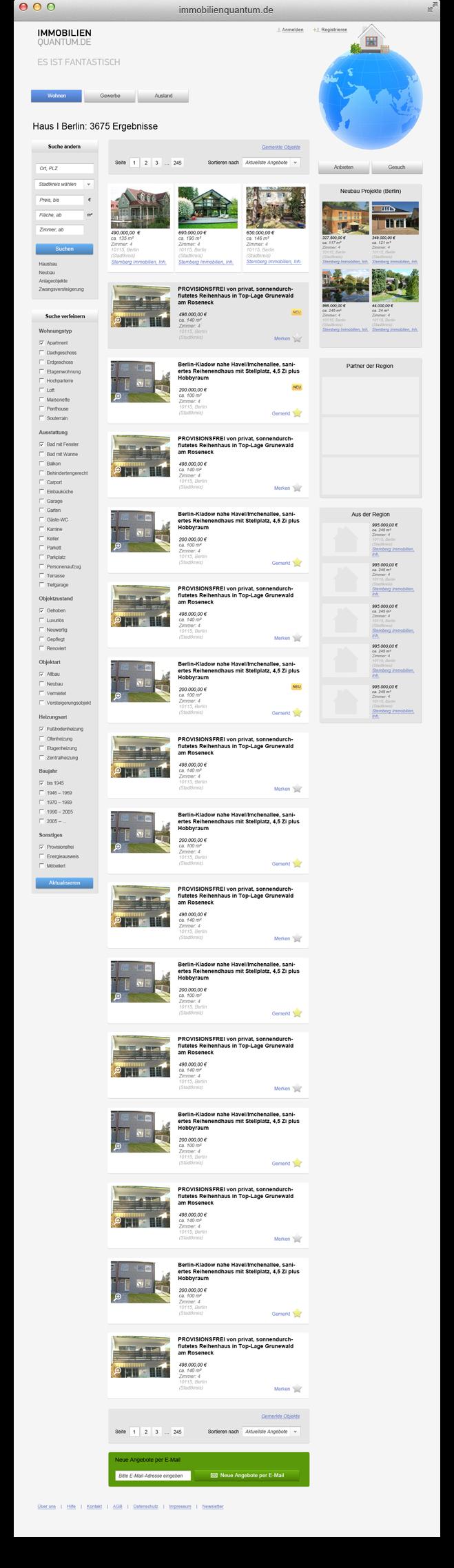 Immobilienquantum