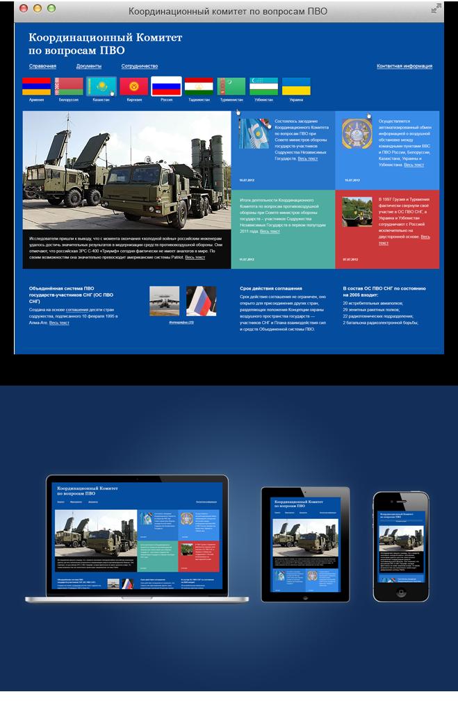 Координационный комитет по вопросам ПВО