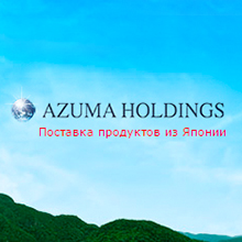 azuma holdings лого