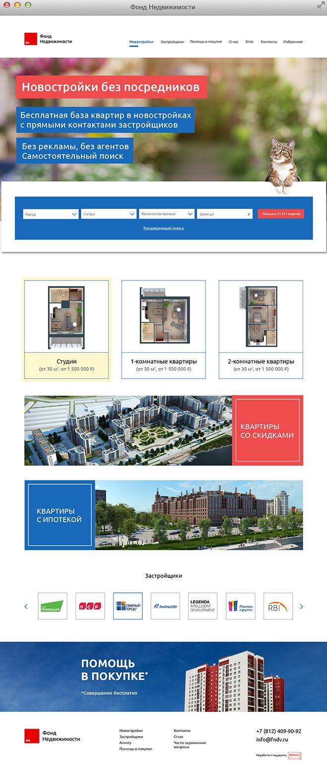 Фонд Недвижимости